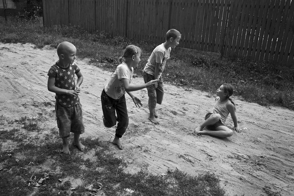 Žaidimai. © Tadas Kazakevičius © Darius Chmieliauskas
