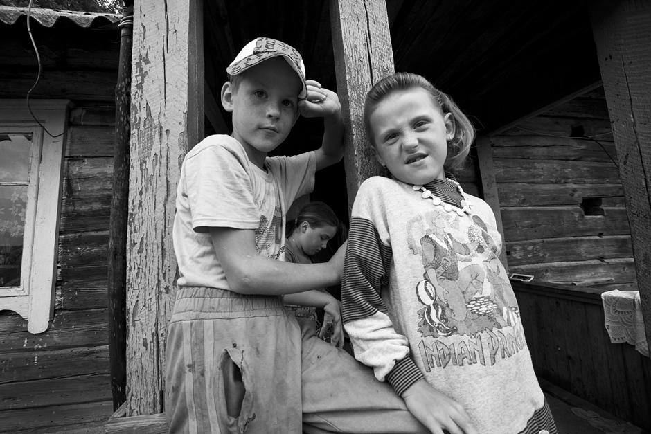 Žvilgsniai. © Tadas Kazakevičius © Darius Chmieliauskas