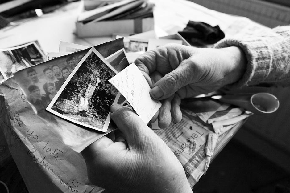 Mintimis sugrįžtant į prisiminimus. © Tadas Kazakevičius