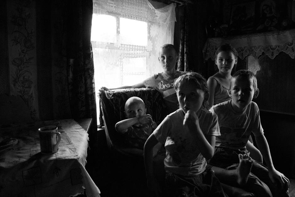 Kambaryje. © Tadas Kazakevičius © Darius Chmieliauskas