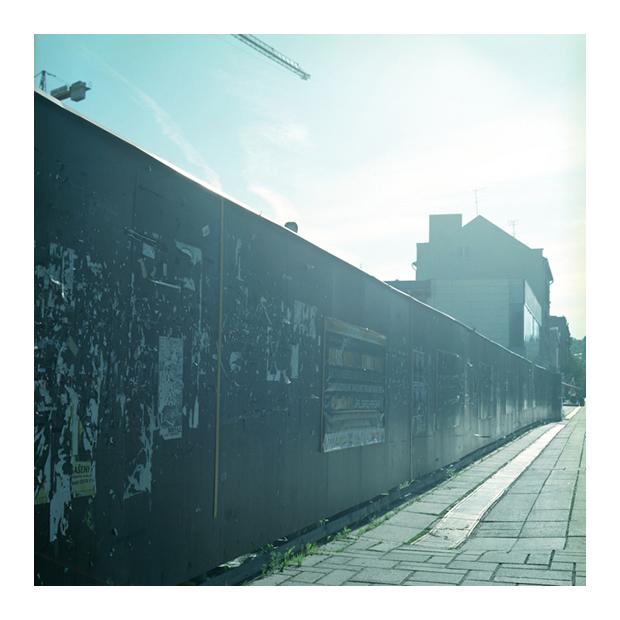Raudų siena (Wailing wall). © Robertas Kanys