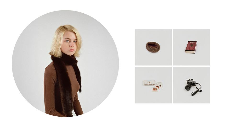 Kamilė, [2003], 2012. © Ieva Baltaduonytė