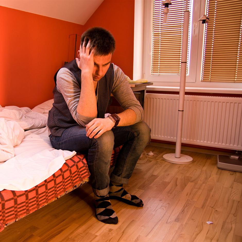 ...ankščiau galvojau, kad niekam to nesakysiu,  maniau, kad bulimija - merginų liga. Nemaniau, kad aš galėčiau ja sirgti... © Justė Šuminaitė