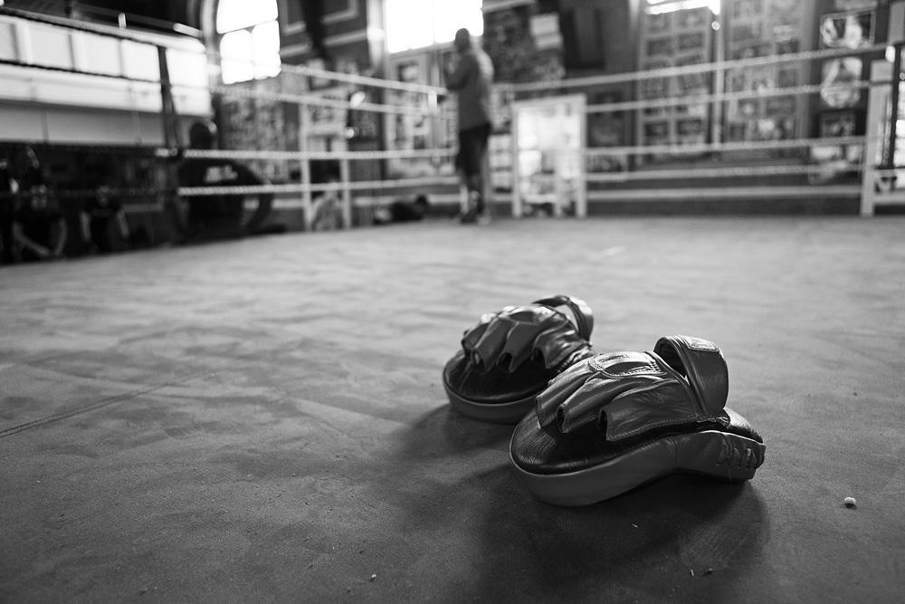 Po treniruotės. © Tadas Kazakevičius