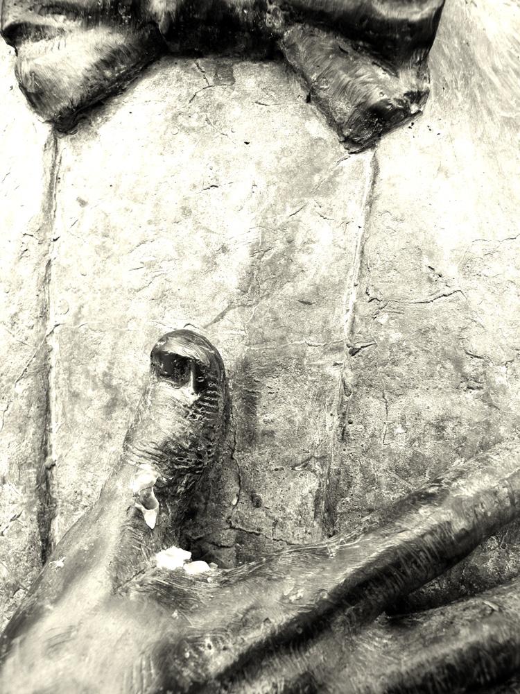 Danieliaus Dolskio paminklas. © Richard Schofield