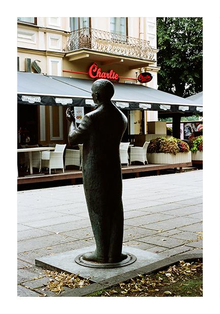 Čarlis Dolskis  © Robertas Kanys