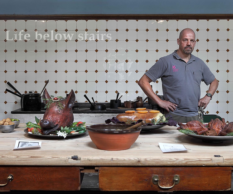10_In the Kitchen_Tredegar House
