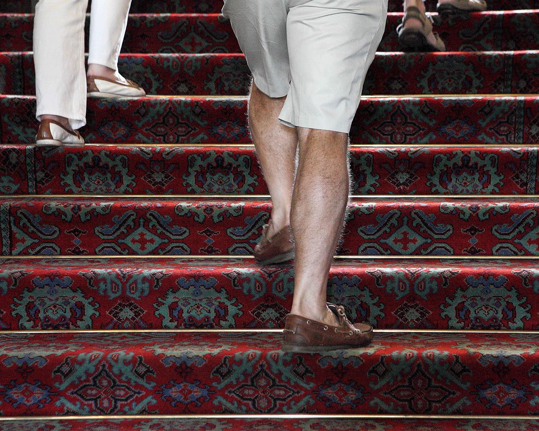 24_Great Staircase_Dyffryn House