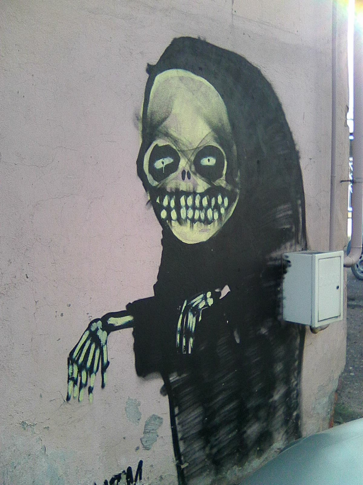 9.Original graffiti-ne nykoka