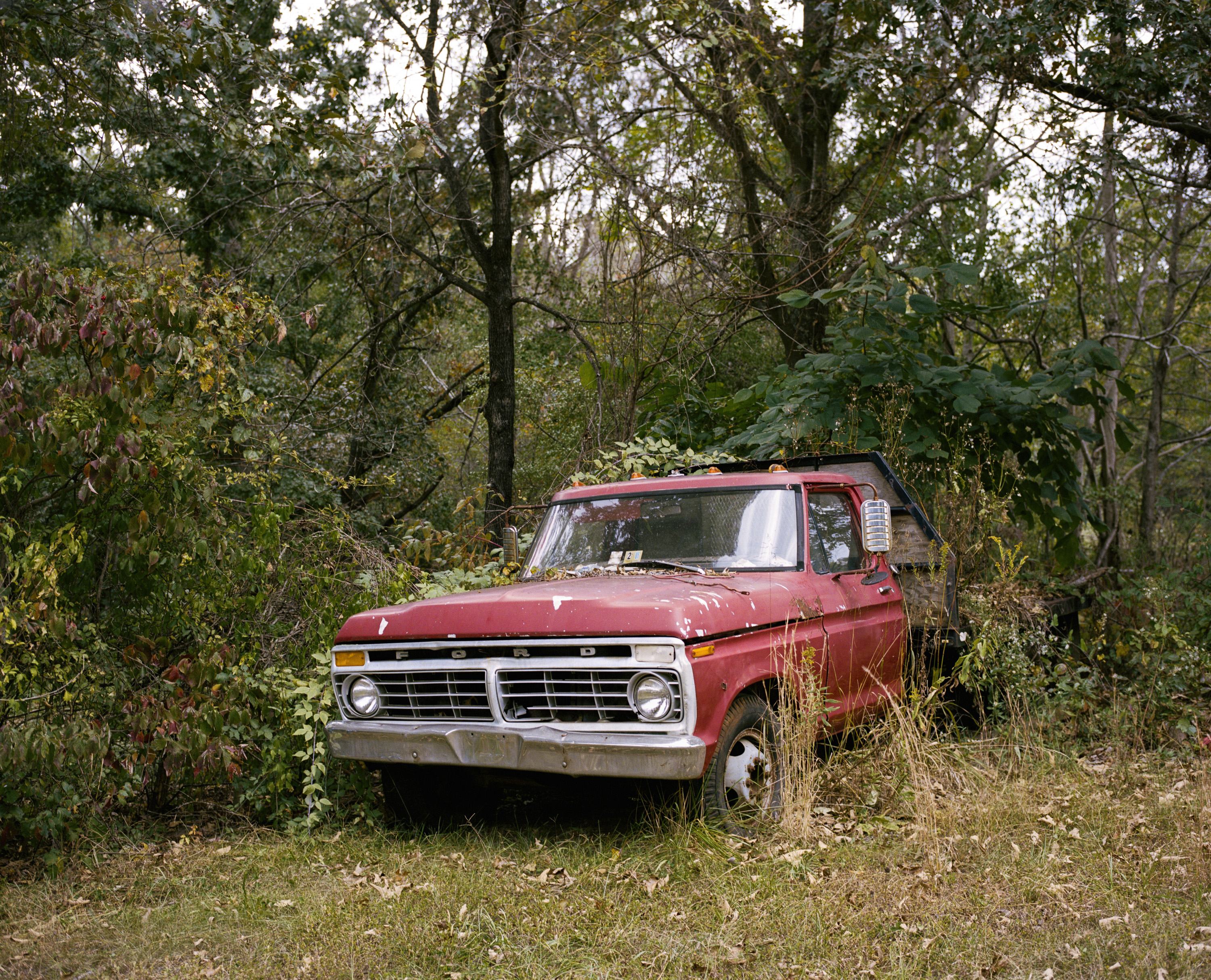 Old Ford, somwhere in West Virginia