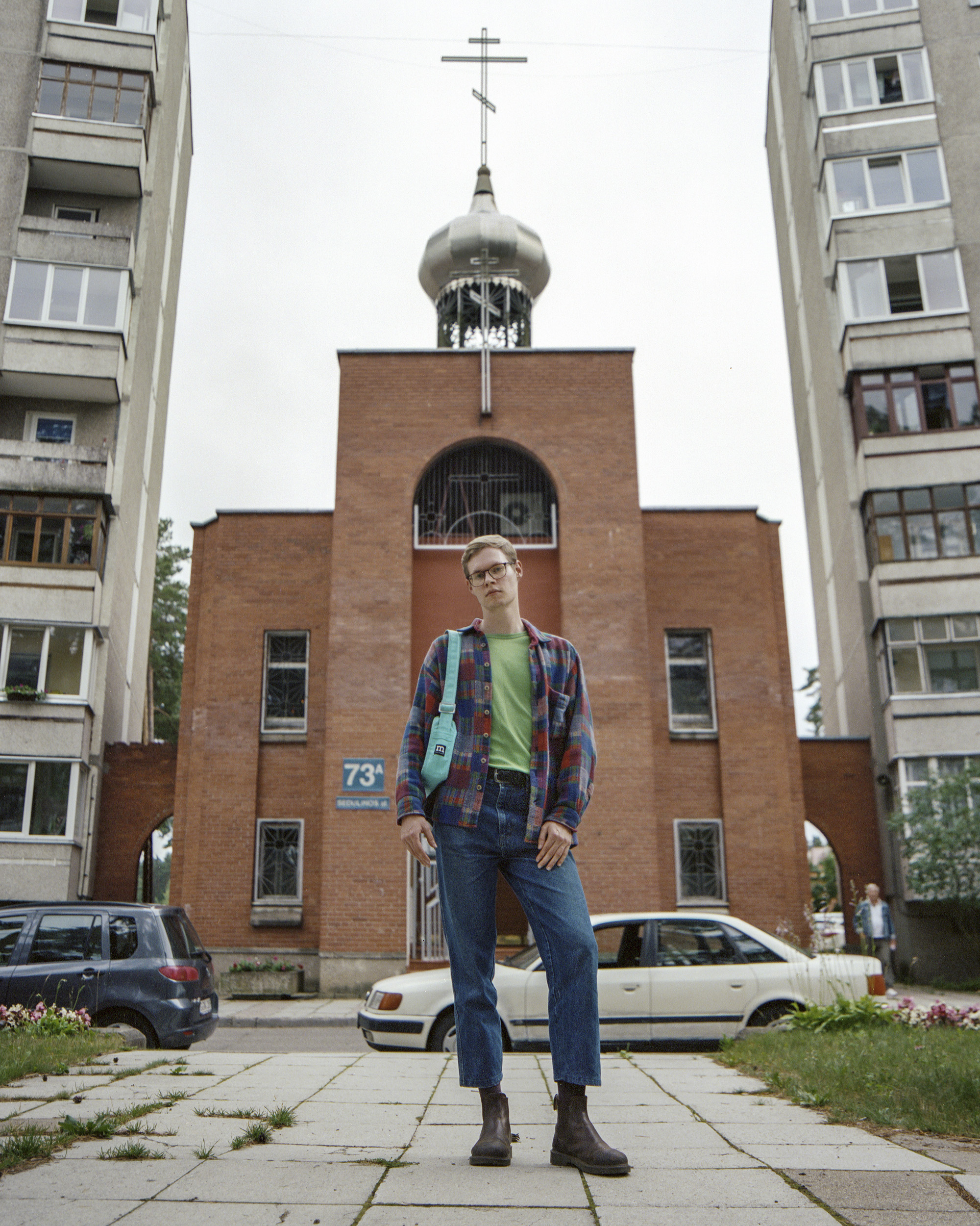 Daniil Tuzikas, 2000