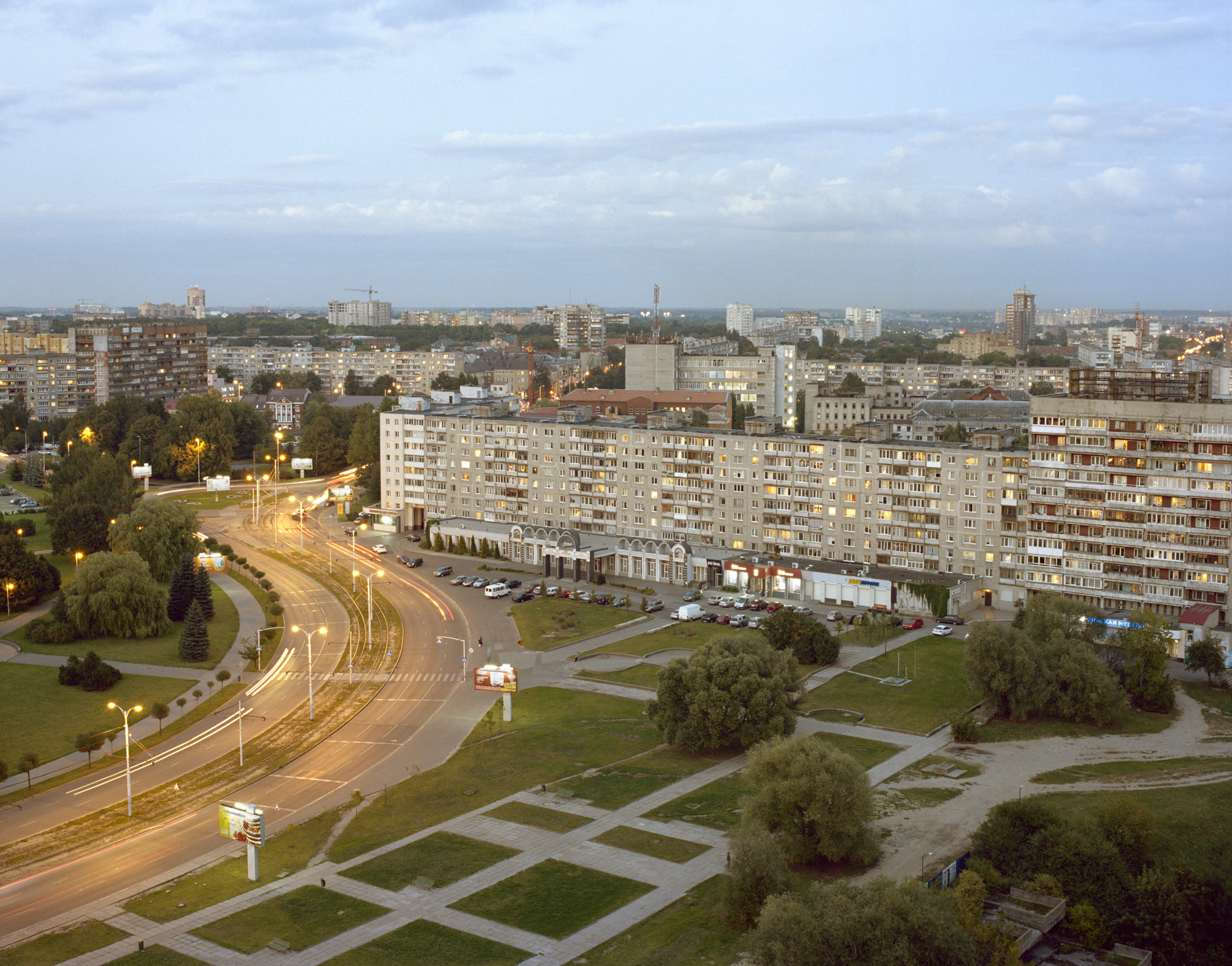 25-View from house of soviets, Kaliningrad 2015
